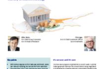 Re-balance sheet policy