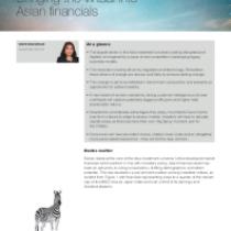 The Big Bang Moment: Bringing the virtual into Asian financials
