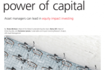The transformative power of capital