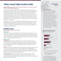 Tilting Toward Higher Quality Credits