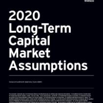 2020 Long-Term Capital Market Assumptions