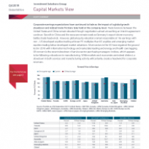 Capital Markets View: Global Edition Q4 2019