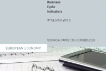 European Business Cycle Indicators. 3rd Quarter 2019