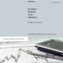 European Business Cycle Indicators. 3rd Quarter 2019