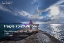 Fragile 20-20 Vision Global Outlook 2020 and 2021