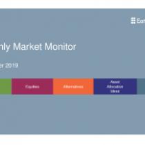 Monthly Market Monitor November 2019