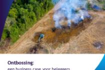 Ontbossing: een business case voor beleggers