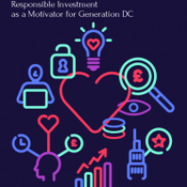 Responsible Investment as a Motivator for Generation DC
