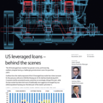 US leveraged loans – behind the scenes