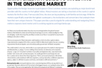China Credit: A Guide To Investing In The Onshore Market