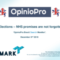 Elections – NHS promises are not forgotten