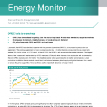 Energy Monitor: OPEC fails to convince