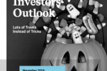 Investors' Outlook – Lots of Treats Instead of Tricks