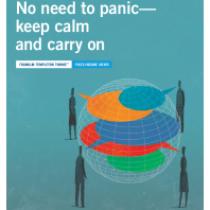No need to panic-keep calm and carry on