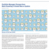 Portfolio Manager Perspectives Mark Dowding's Global Macro Update