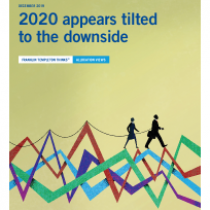 2020 appears tilted to the downside