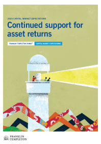 2020 Capital Market Expectations: Continued support for asset returns 2