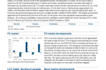 CEE Market Insights Yields drifting up at the year-end