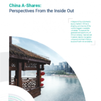 China A-Shares: Perspectives From the Inside Out