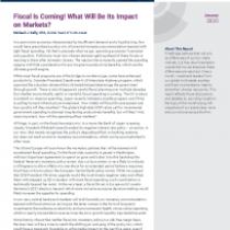 Fiscal Is Coming! What Will Be Its Impact on Markets?