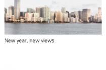 New year, new views.