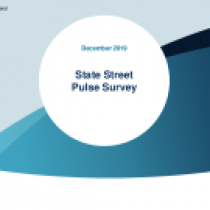 State Street Pulse Survey