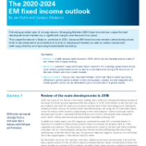 The 2020-2024 EM fixed income outlook