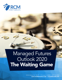 The Waiting Game Managed Futures Outlook 2020