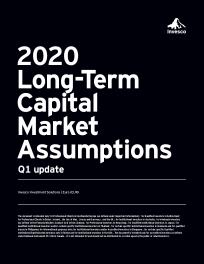 2020 Long-Term Capital Market Assumptions Q1 update