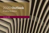 2020 Outlook A Call for Resilience