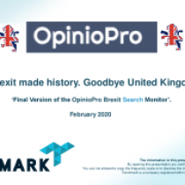 Brexit made history. Goodbye United Kingdom.