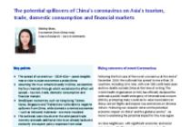 Coronavirus – impact on Asia