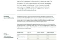 Emerging Market Debt in Charts — 2020 Outlook