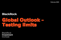 Global Outlook – Testing limits
