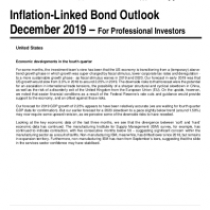 Inflation-Linked Bond Outlook