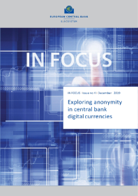 InFocus paper on privacy in central bank digital currency