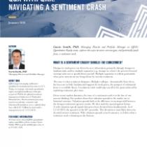 Navigating a Sentiment Crash