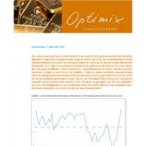 Optimix Strategiebrief Februari 2020