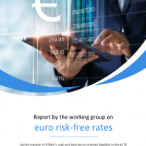 Report by the working group on euro risk-free rates