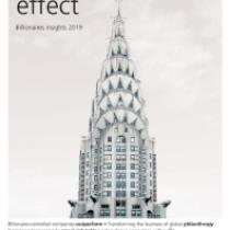 The billionaire effect