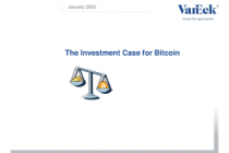 The Investment Case for Bitcoin
