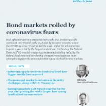 Bond markets roiled by coronavirus fears