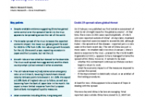 Coronavirus – 28 days later