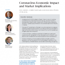 Coronavirus Economic Impact and Market Implications