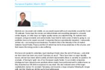 Coronavirus market volatility: performance update
