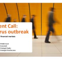 Coronavirus outbreak Impact for economy and financial markets