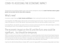 COVID-19: Assessing the economic impact