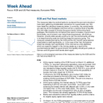 ECB and Fed flood markets