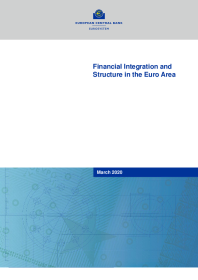 Financial Integration and Structure in the Euro Area
