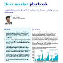 Bear market playbook